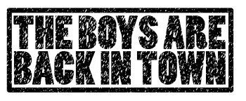 SMRpodcast #309:  The Boys Are Back In Town